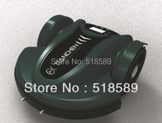 2015 Automatic Robot Lawn Mower with free shipping and can set time schedule Home Appliances