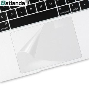 Batianda Clear Anti-Scratch Trackpad Protector Touchpad Cover Skin for MacBook Pro Touch Bar Air Pro Retina 13 15 2020 A2179