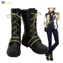 Ensemble Stars Tsukinaga Leo Cosplay Shoes Custom Made Boots