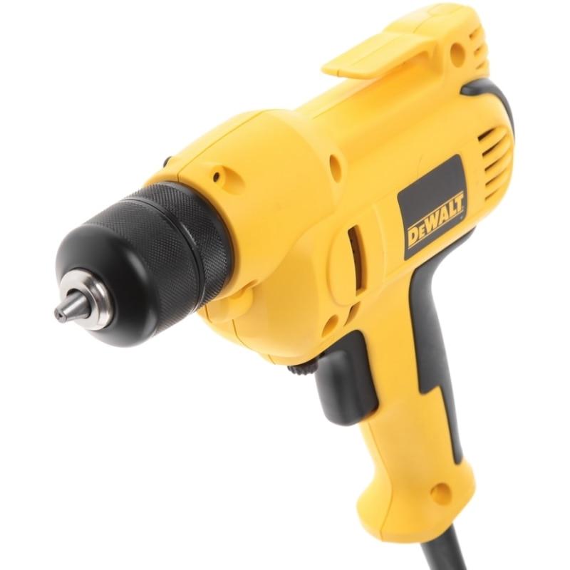 цена на Drill electric DeWalt DWD115KS (power 701 W, keyless chuck, reverse)