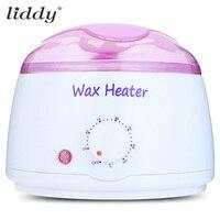LIDDY 220 240V Electric Warmer Wax Heater Female Epilator Machine Body Depilatory Hair Removal Tool For