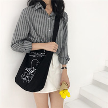 Raged Sheep Large Reusable Grocery Women Tote Bag Fresh Canvas Large Capacity Cotton Canvas Fabric Eco Tote Bag Bolso Mujer yubird canvas tote zipper casual women big bag large bag fabric cloth ladies hand bag handbags for school bolso grande mujer