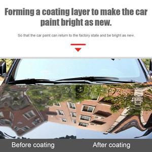 Image 3 - Revestimiento de cerámica para coche, sellador de pulverización de pulido, capa superior, Nano recubrimiento rápido, 500ML, capa de cerámica sin agua