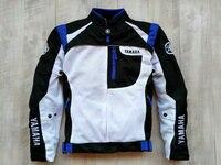 Summer Mesh Motorcycle Men's Jackets Moto Racing Windproof Jackets for Yamaha Motornikers