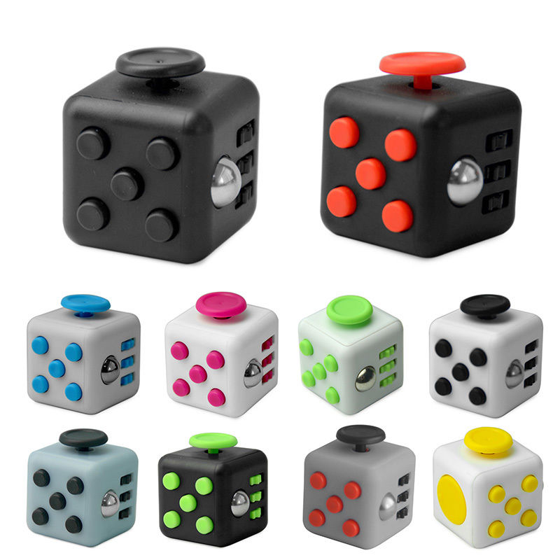 Fidget Cube Toy Anxiety Attention Stress Relief For Adult Children