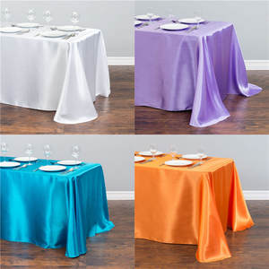 Rectangular Table Cloth Tablecloths Table Cover Party