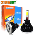 CNSUNNYLIGHT H3 LED de Alta Potencia 48 W 4800LM/PAR de Coches Auto Xenon Blanco Niebla Faro Ligero Principal de la Lámpara Del Bulbo para DC 12 V