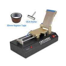 Built-in Vacuum Pump 971 Manual Vacuum Film Laminating Machine LCD screen repair Equipment for phone LCD repair