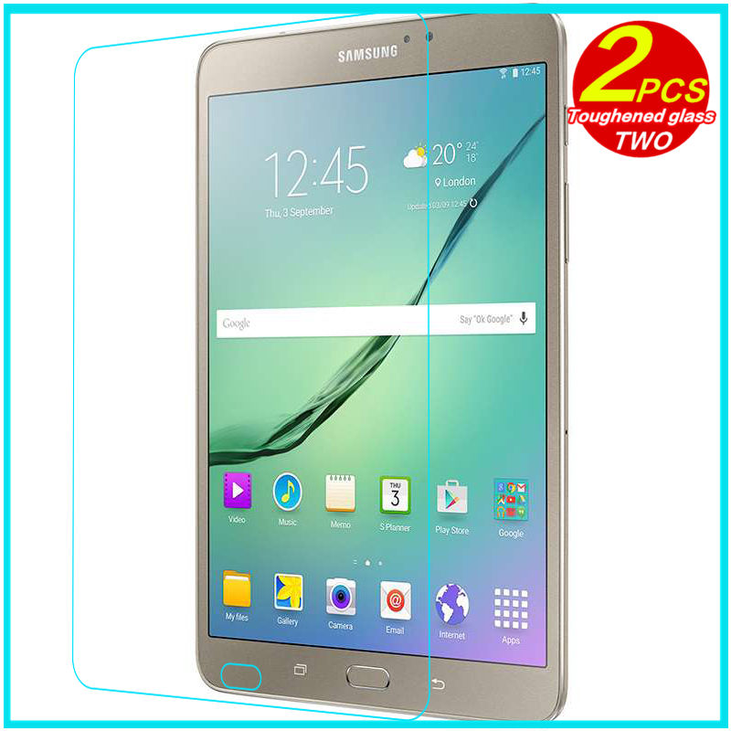 Tablet Accessories Computer & Office Frank Tempered Glass Membrane For Samsung Galaxy Tab S2 T810 T815 9.7 Steel Film Tablet Screen Protect Toughened Sm-t810 5 Case Glass Colours Are Striking