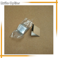 2pcs 30x30x30mm K9 Optical Glass Right Angle Slope Reflecting Triangular Glass Prism Optics Experiment Prism