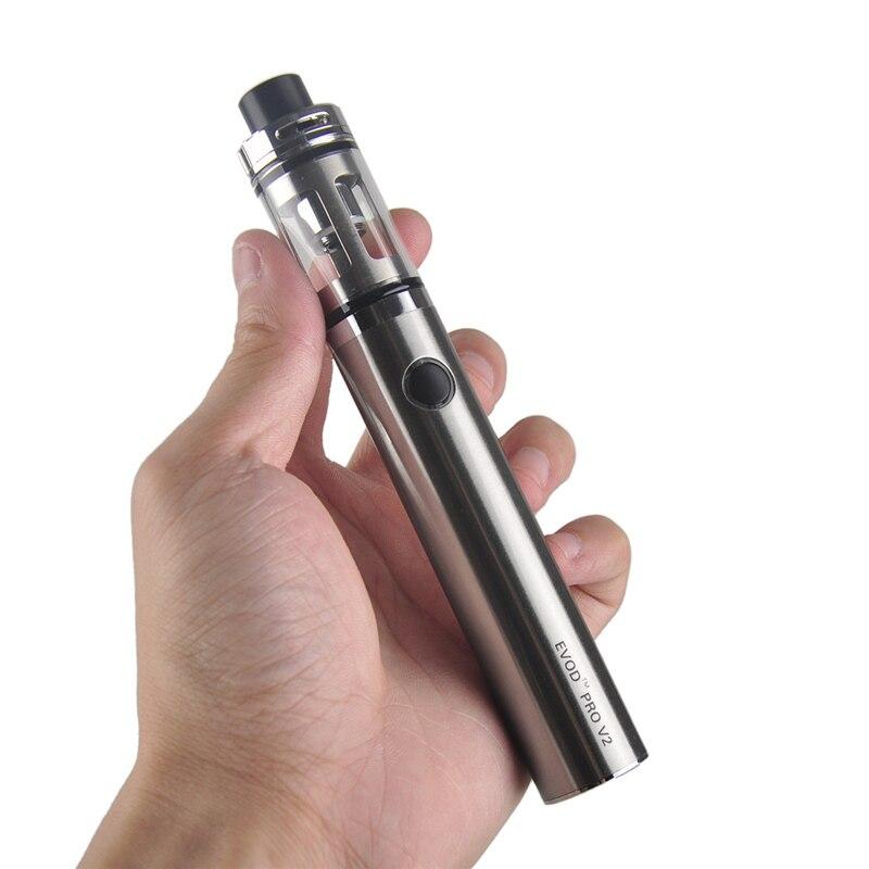 Kangertech Kanger Evod Pro V2 Tutto in Uno Starter Kit con 4 ml 2500 mah batteria mod Riempimento Superiore penna vape Sigaretta Elettronica Kit