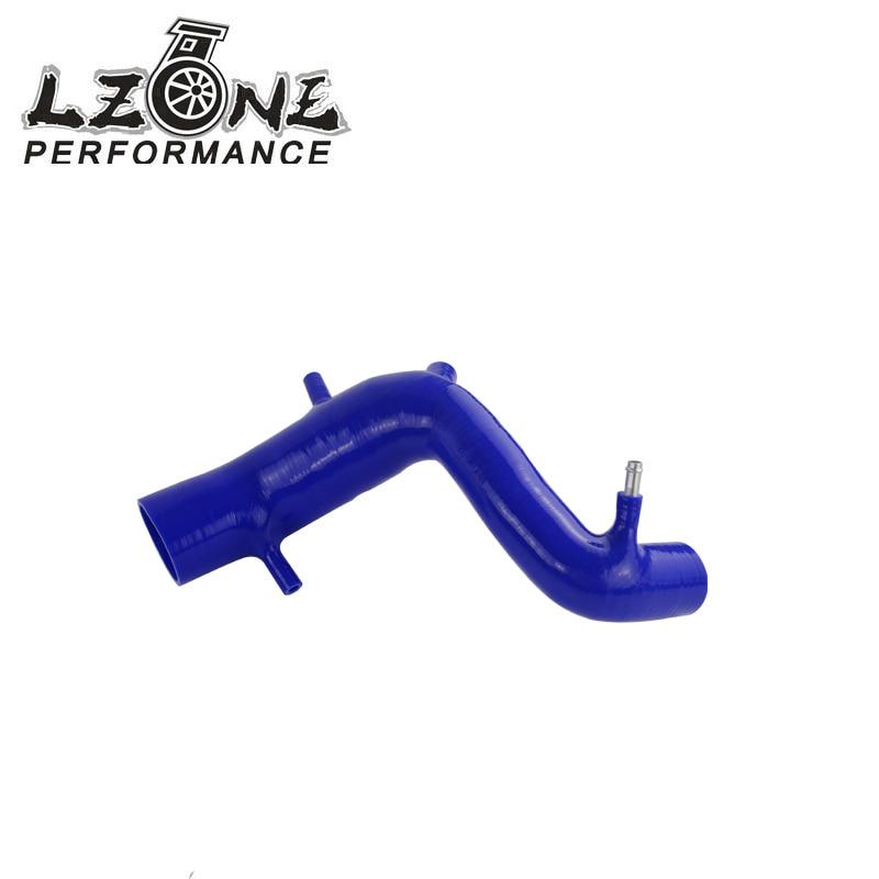 где купить LZONE RACING - Silicone AIR INTAKE INDUCTION Hose Pipe for Audi TT 180 / Beetle 1.8T BLUE JR-LX-1061 по лучшей цене