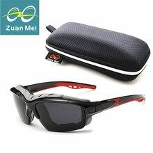 Zuan Mei Deporte gafas de Sol Polarizadas de Los Hombres Gafas de Sol Para Mujeres Gafas De Sol Hombre Hombre gafas de Sol Gafas de Sol Masculino N-8505