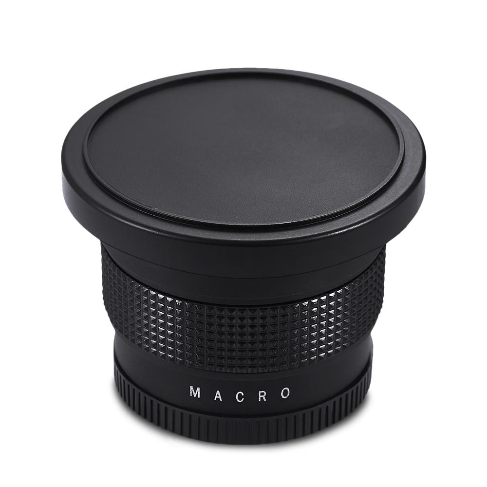 Lightdow 58mm 0.35X Riblje oko Super Wide Angle Fisheye leća za - Kamera i foto - Foto 6