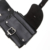Pro Salon Peluquería Peines Clips Remache De Cuero Desmontable Negro Tijera Bolsa de Herramientas De Almacenamiento caja de Herramientas de Peluquería Bolsa de La Pistolera