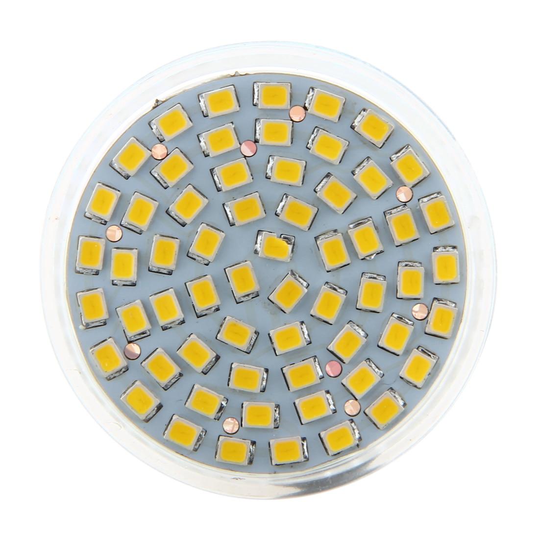 MR16 GU5,3 60 LED 3528 SMD 3W SPOT LIGHT BULB warm white 12V