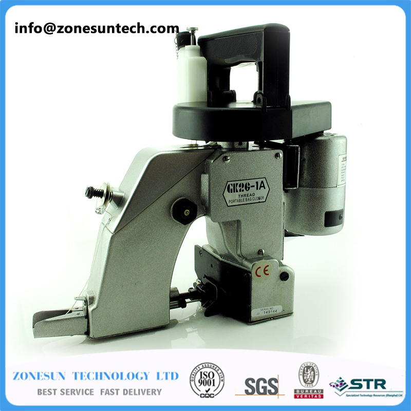 Portable Electric Sewing Machine Automatic Oiling Woven Bag Packing Machine GK26-1A For Woven bag/Snakeskin bag/Sack cb3200 harness leather heavy leather sewing machine for saddle and harness tote bag and shoes special sewing machine 220v 50hz
