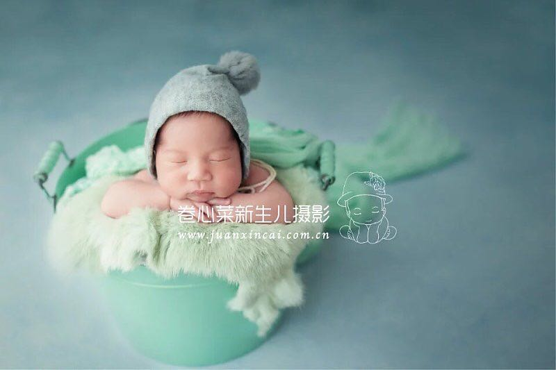 Dvotinst Newborn Baby Photography Props Iron Round Retro Basket Tub Fotografia Accessories Infant Studio Shooting Photo Props baby photography props iron basket decoration showergift fotografia accessories infantil toddler studio shooting photo props
