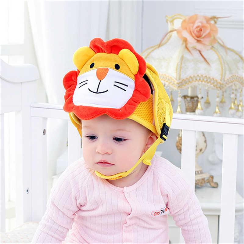 Детская Защитная Подушка для головы, противоаварийная панель для младенцев, милая Подушка для кормления с сопротивлением падению, подушка для детской комнаты