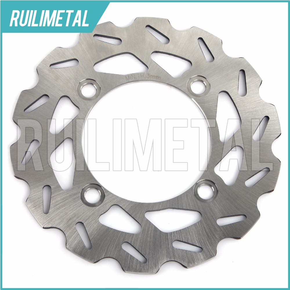 Front Brake Disc Rotor for SUZUKI LT-A 500 XPZK9 XL1 King Quad AXi Power Steering Limited 11 12 13 14 15 16 ATV QUAD