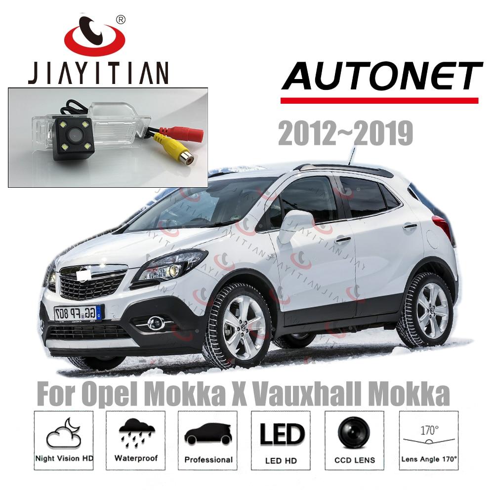 JiaYiTian rear view camera For Opel Mokka X Vauxhall Mokka For Buick Encore 2012~2019/Night Vision/Backup Camera/Reverse Camera