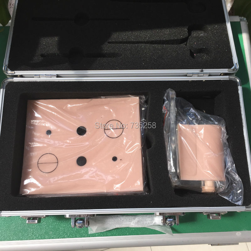 Local Anesthesia Training Kit,Surgical Training Module,Anesthesia Surgery Practice Package ring local anaethsia of finger and toe simulator surgical skills training model local anesthesia training model