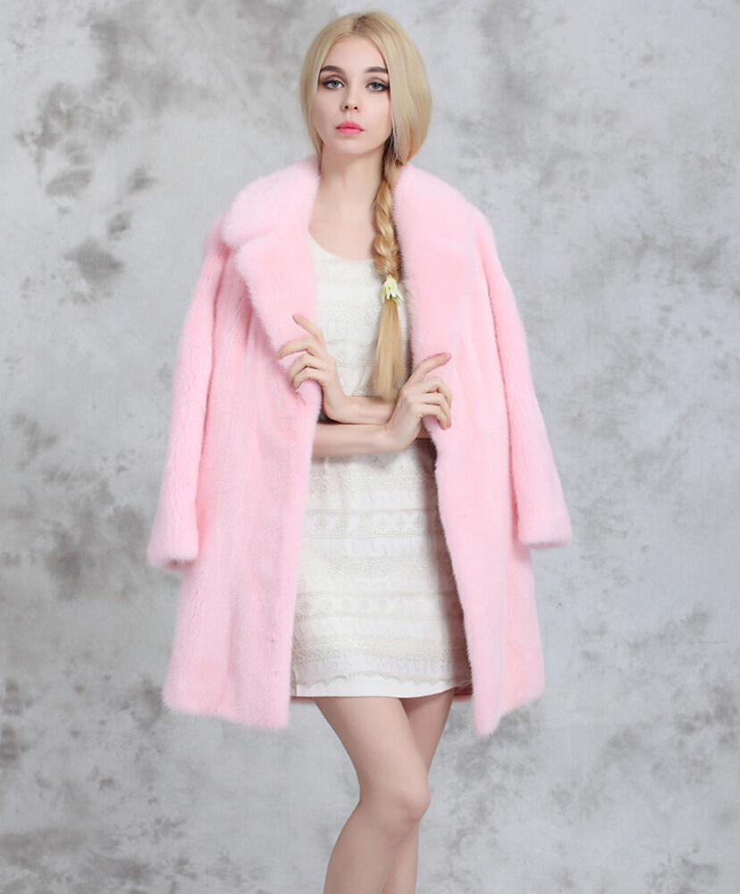 Popular Pink Mink Coat-Buy Cheap Pink Mink Coat lots from China
