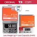 Allparts bm45 original 3020 mah li-polymer batería de la batería del teléfono para xiaomi redmi note 2 red rice note2 piezas de repuesto