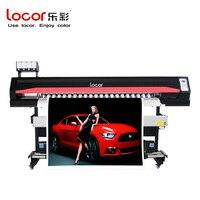 6Feets Wide Flex Baners Inkjet Digital Color Photo Printer/Outdoor Paper Rolling Label Printer