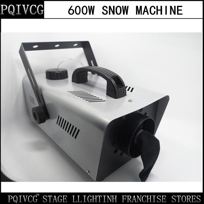 Aliexpress.com : Buy 600W snow machine / Wire control ...