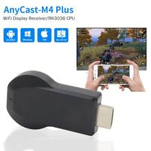 TV Stick Anycast M4 Plus Support 1080P Full-HD USB 2.0 Wifi Display Don