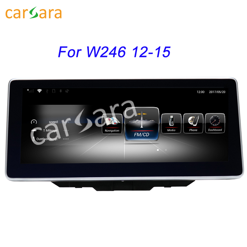 OEM Navigation for Mercedez B Class W246 Replacement Head Unit for Ben z year 2012 2013