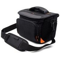 High Quality DSLR Camera Shoulder Bag For SONY A7RII A77 A77II A65 A57 A900 A58 A99 A7R Alpha A7RII Waterproof Camera Case bag