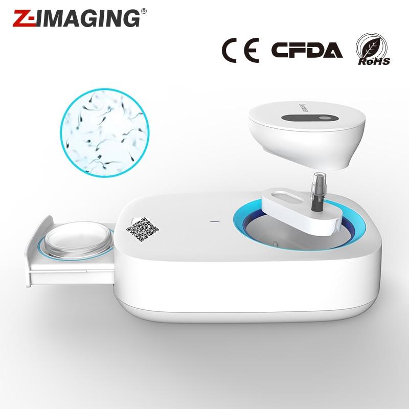 Z-IMAGING P7 Sperm Microscope Spermcheck Fertility Sperm Analyzer of Your Phone Home Sperm Test