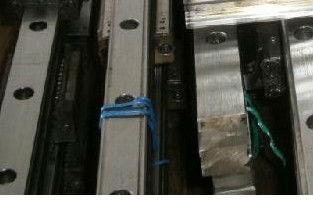 Carril guía lineal 2 piezas HGR30-2500MM 2 piezas HGR20-1800mm HIWIN de Taiwán