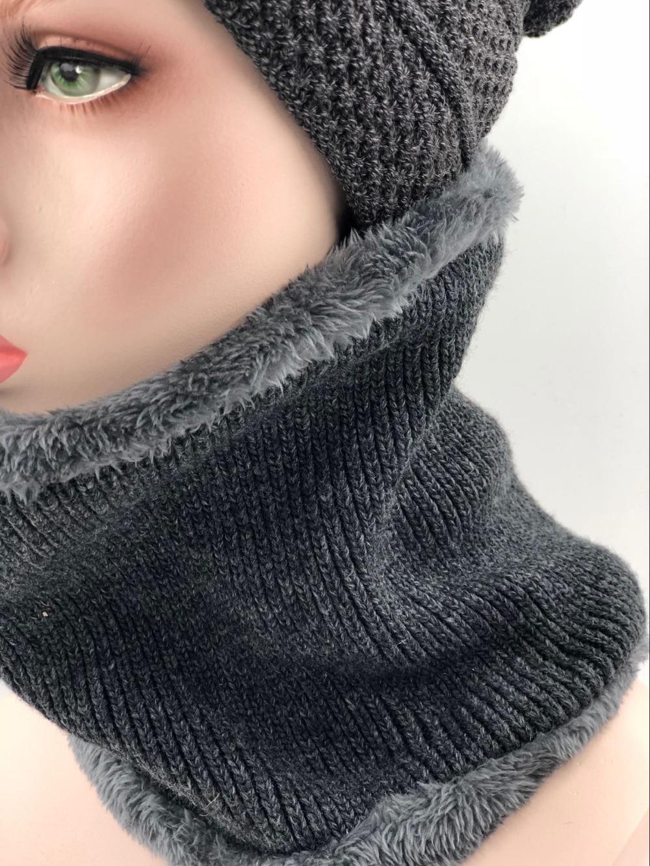 e7947efa9b7 2018 winter beanie bur knitted hat men s autumn and winter models ...