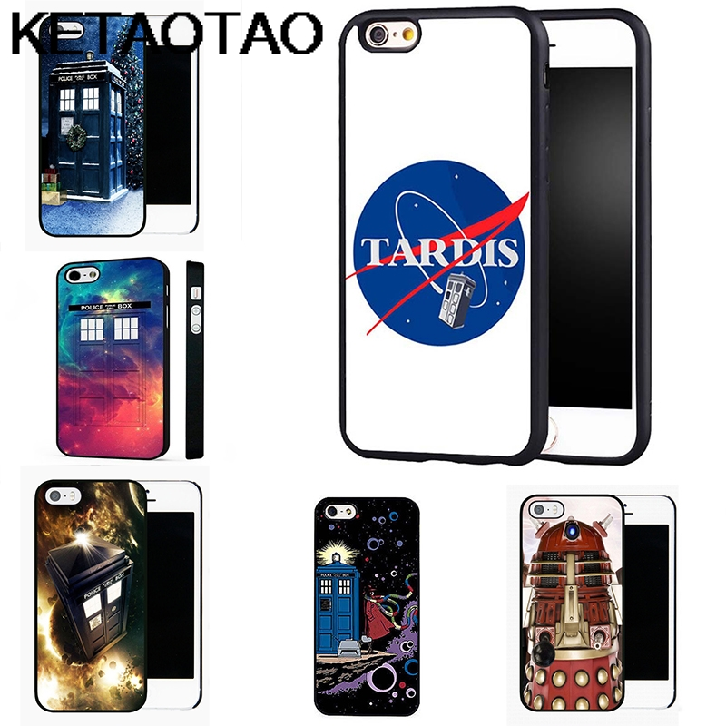 Phone Bags & Cases Cellphones & Telecommunications Frugal Ketaotao Doctor Who Tardis Phone Cases For Samsung S3 4 5 6 7 8 9 Note 4 5 7 8 Case Soft Tpu Rubber Silicone Customers First