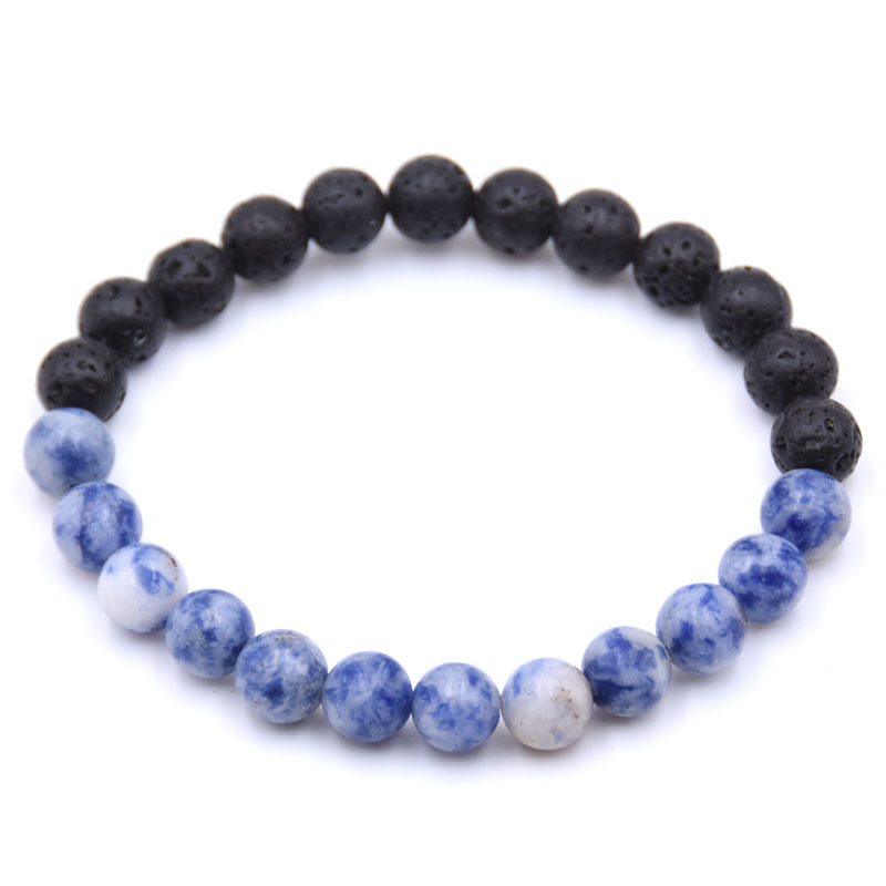 Buda Bracelet Men Jewelry Natural Stone Beads Bracelets For Women Pulseira Masculina Feminina Erkek Bileklik 2018 Mens Braclet