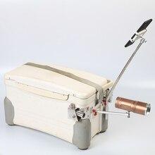 SZX Алюминиевый сплав Рыболовная коробка фонарик держатель рыболовное кресло фонарик кронштейн рыболовные инструменты, аксессуары держатель фонарика