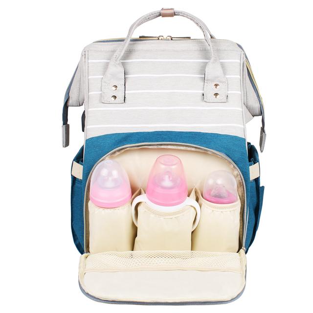 Fashion Large Capacity Diaper Bags