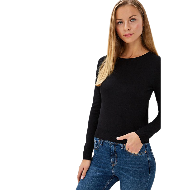 Sweaters MODIS M182W00295 jumper sweater clothes apparel pullover for female for woman TmallFS t shirts modis m181w00280 women jumper sweater clothes apparel pullover for female tmallfs