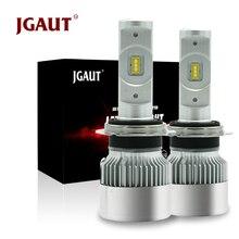 JGAUT легкие мини-автомобиля H7 70 Вт 8600LM/пара мотоцикл лампы H7 Led светодиодные фары автомобиля Авто свет лампа