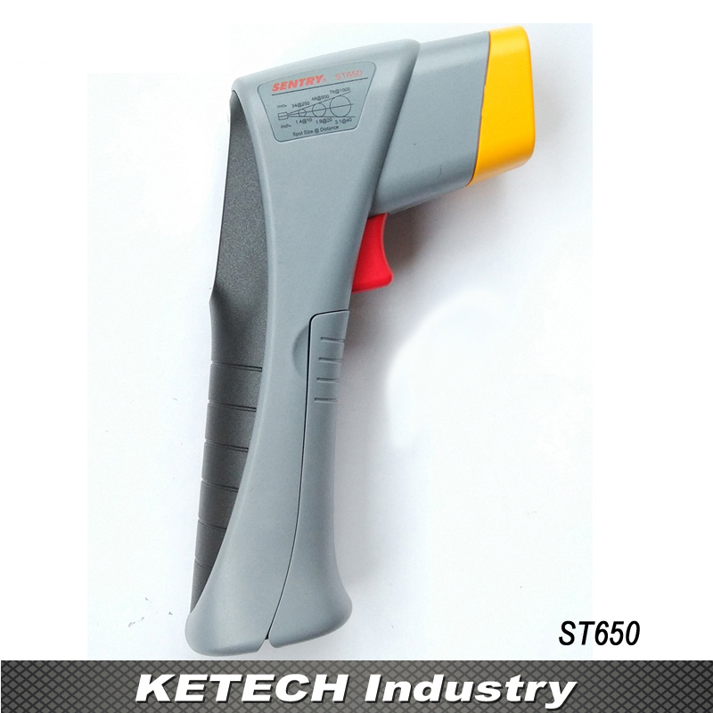 High Performance, General Purpose Infrared Thermometer SENTRY ST650 High Performance, General Purpose Infrared Thermometer SENTRY ST650