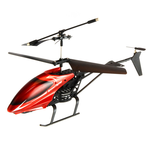 Starz Mini Drones Co-Axial Metal RC Helicopter Built in Gyroscope Remote Control Toys Boys Gifts