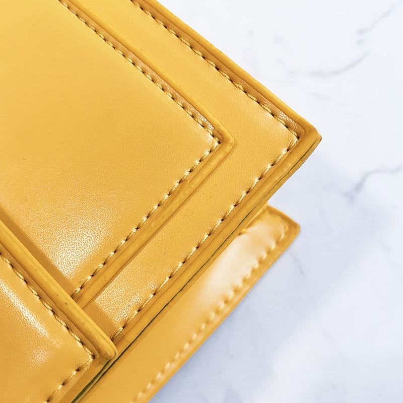 New Women Fashion Width Shoulder Bags INS Popular Female Exquisite Solid Handbag Mini Flap Lady Travel Chains Crossbody SS3474 (13)
