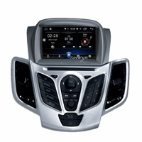 Quad Core Android 6 0 Car DVD For Fiesta 2009 2010 2011 2012 2013 2014 2015
