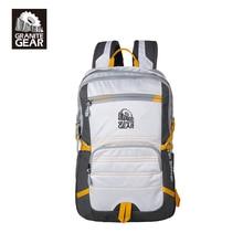 "Granito Gear mochilas escolares para adolescentes Impermeable súper ligero moda Bolso 29L 15.6 ""Bolsa de Ordenador Portátil para Estudiantes mochila masculina"