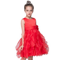 Retail Girl Dresses Cinderella Costume Princess Party Dresses Girls Christmas Clothes Fresh Style Dress For Teenagers