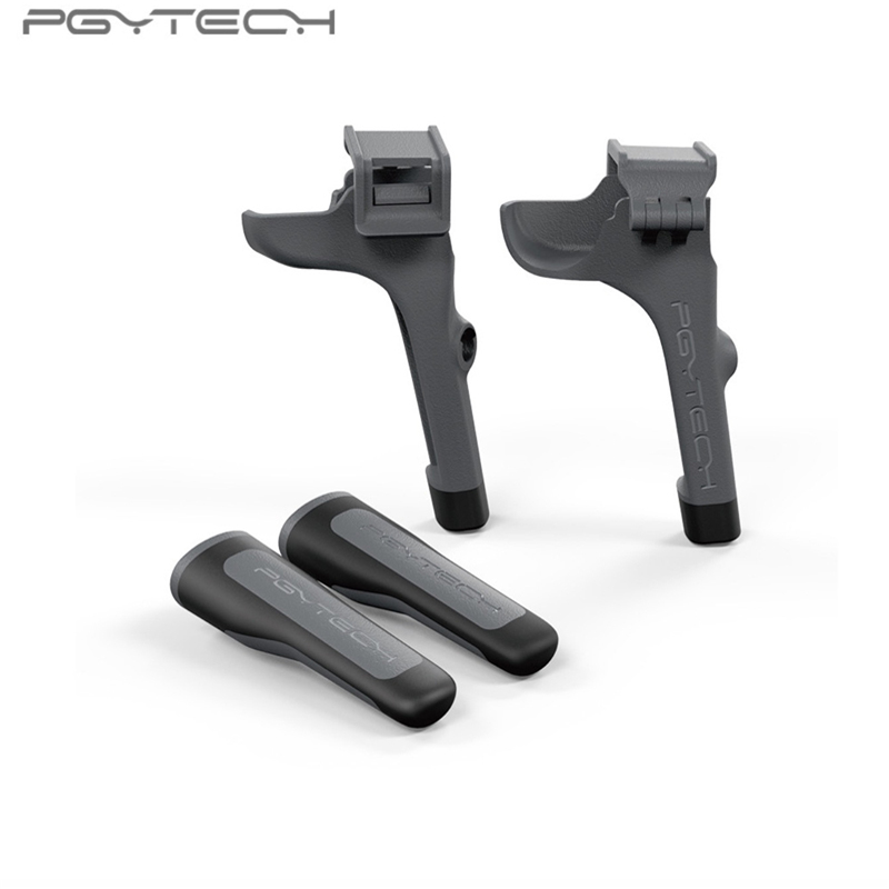 lowest price PGYTECH Extended Landing Gear For Mavic 2 pro zoom Support Protector Extension Replacement Fit for DJI Mavic 2 drone Accessories