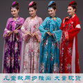 Chinese Ancient Costume Hanbok  Hot Sexy Temptation Clothes Female Clothing Hanfu Woman vestido  usure de la scene  jupe